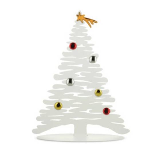 Bark for Christmas Tree white - Koriste-esineet - BM06W - 1
